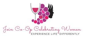 Join Co-Op Celebrating Women Logo