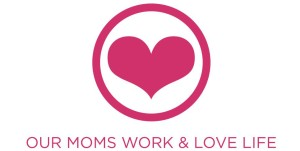 Logo Our Moms Work 55