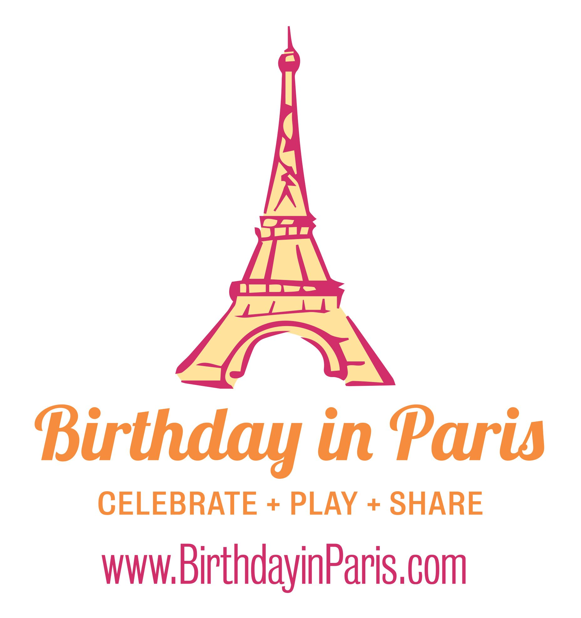 New Birthday in Paris